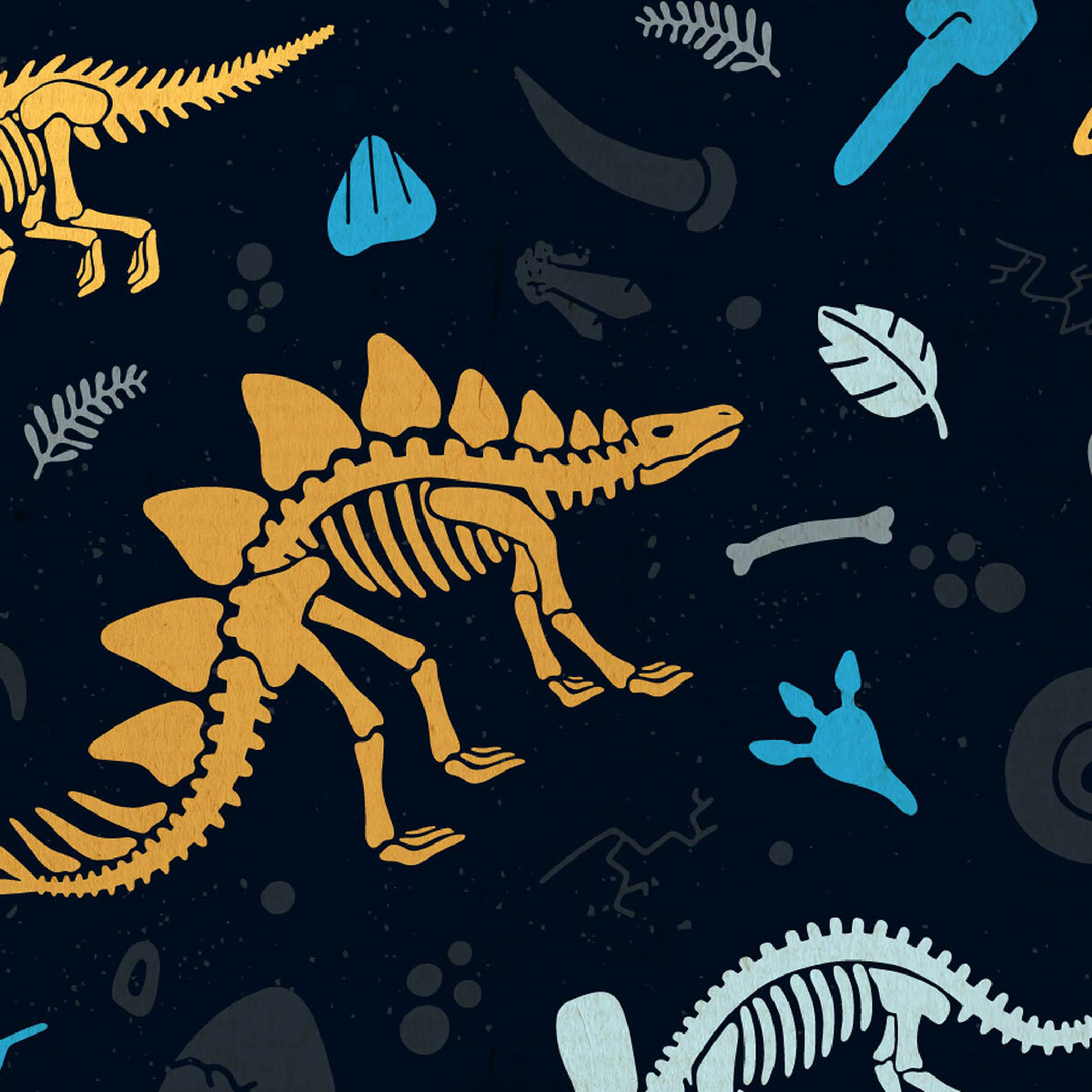 Fossil Fun Theme